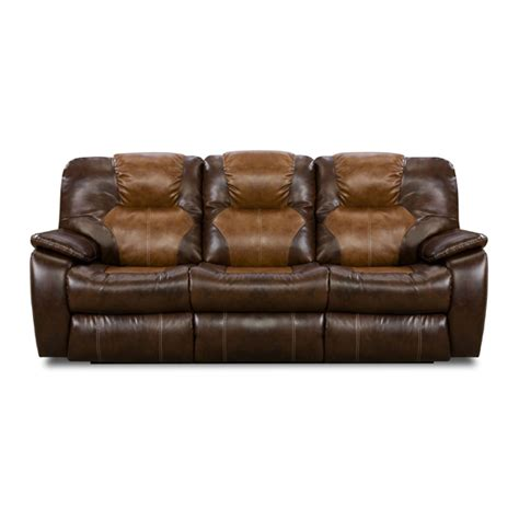 reclining sofa with drop table smalltowndjs