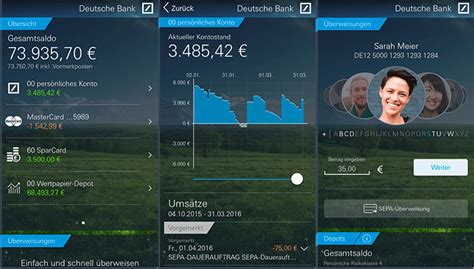 mobile deutsche bank mobile banking deutsche bank geht in die offensive