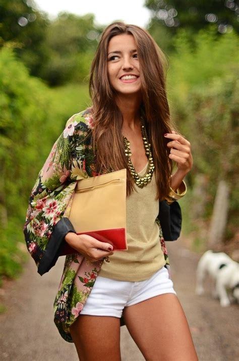 kimono summer fashion trend fashionsycom