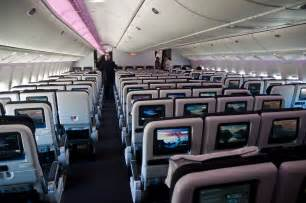 777 Interior Airline Service Air Nz Upgrade Of Boeing 777 200ers Will