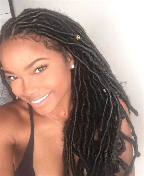 black girls with faux locs 17 best images about braids beyond on pinterest