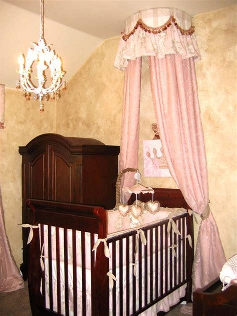 Princess Canopy Crib by Lil Princess Canopy Crib With Canopy Bedding Princess
