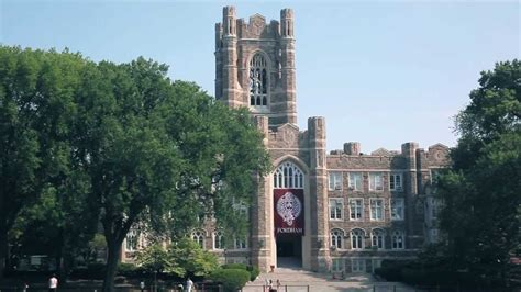 fordham university   seconds youtube