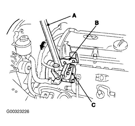2006 kia spectra belt diagram 2003 kia spectra belt diagram pictures to pin on