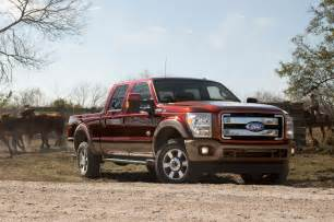 2015 ford king ranch f 250 duty front view 307559