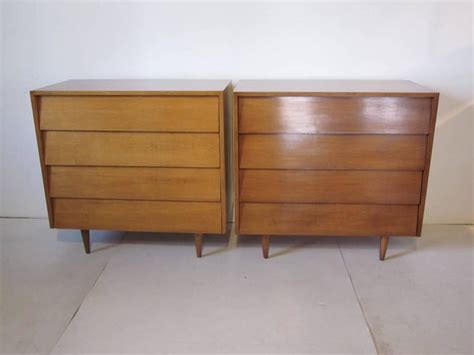 florence knoll dresser chests for knoll at 1stdibs