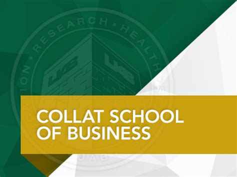 Of Alabama Us News Mba by Uab News Uab S Collat School Of Business Strategically