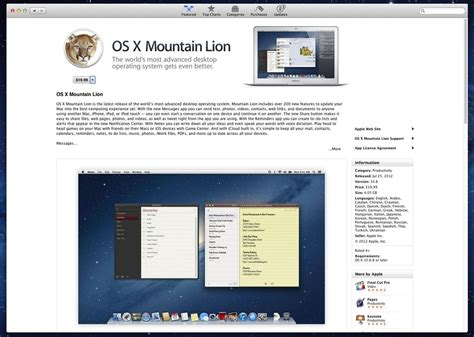 install os x mountain lion hackintosh on a pc how to will installing os x mountain lion break my apps 171 mac