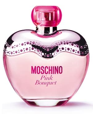 1 Paket Parfum pink bouquet moschino perfume a fragrance for 2012