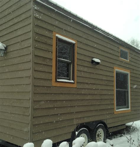 tiny house rentals wisconsin rural central wisconsin tiny house lot for rent star log