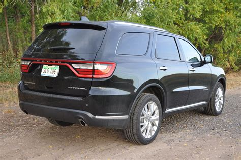 jeep durango 2015 2015 dodge durango citadel awd unapologetically suv