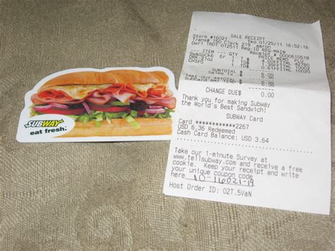 Check Subway Gift Card Balance - michaels crafts gift card balance