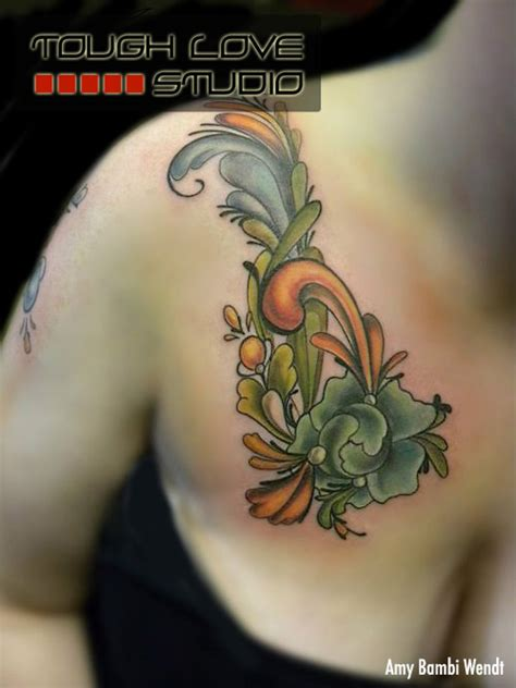 rosemaling tattoo makers 20 appealing different types of tattoos styles