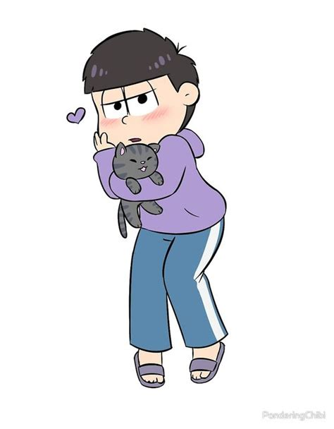 selling fan art on redbubble ichimatsu san osomatsu san fan art by ponderingchibi