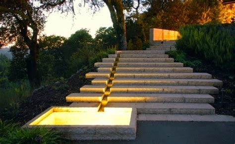 Landscape Stairs Design How To Build A Garden Stairs Design As A Decorative Element