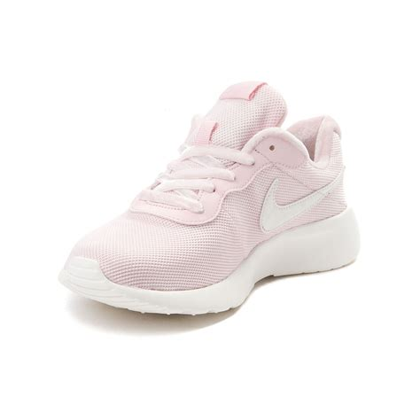 pink athletic shoes tween nike tanjun athletic shoe pink 1388175