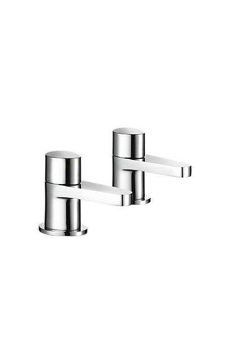 Mira Honesty Bath Shower mira comfort basin pillar taps by mira showers