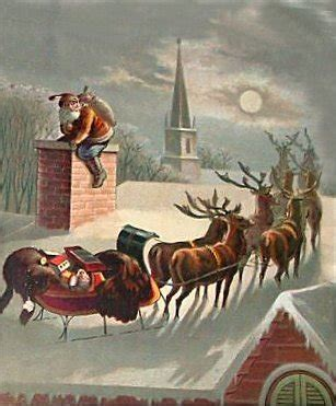 rooftop santa sleigh with reindeer march 2010 rising streams of unconscious energy page 3