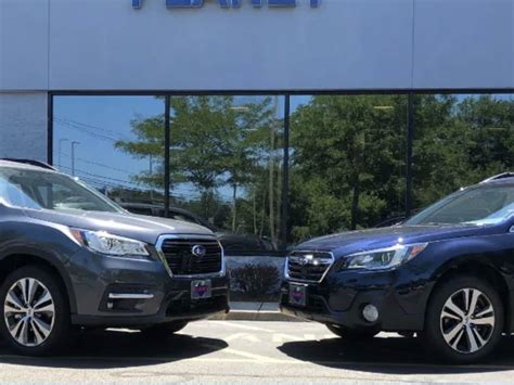 Subaru Outback 2019 Vs 2020 by Should You Buy Subaru Ascent Or Wait For The Bigger New
