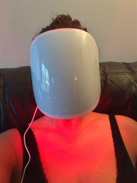 anti aging light therapy mask illumask anti aging light therapy mask sœurs de luxe