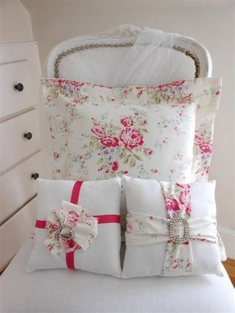 cuscini country chic cuscini shabby chic i tessili in stile fillyourhomewithlove
