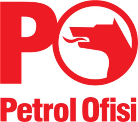 petrol ofisi logo vector eps