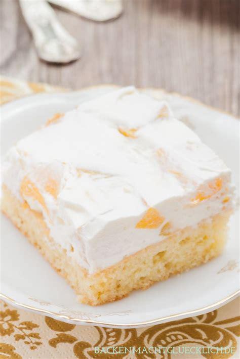 einfaches kuchen rezept die besten 17 ideen zu mandarinen schmand kuchen auf