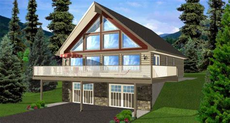 a frame house plans with walkout basement house design plans