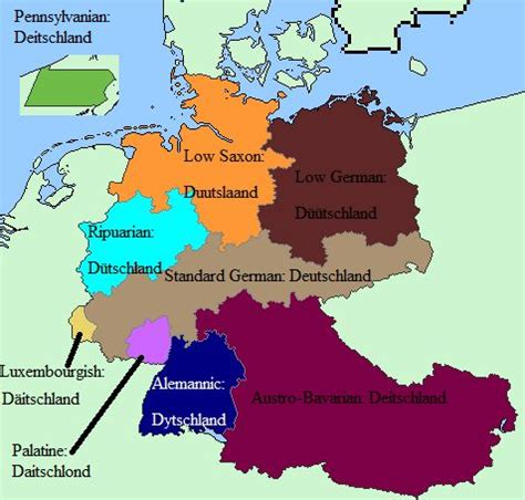 map of germany in german language 1003 best images about maps on language