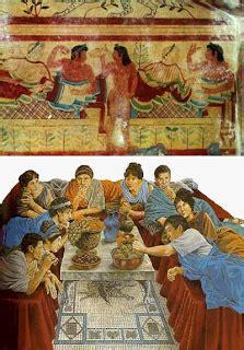 banchetti antica roma quotidiano honebu di storia e archeologia seneca e il