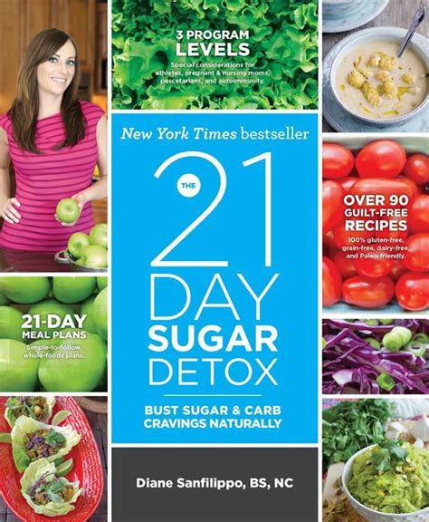 21 Day Sugar Detox Paleo Parents by The 21 Day Sugar Detox By Diane Sanfilippo