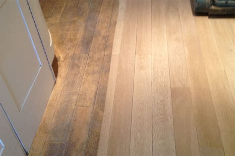 Floor sanding, staining, renovation and repair service