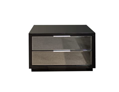 black dresser with mirror and nightstand mirror nightstand storage benches and nightstands mirrored