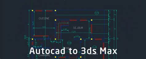 Tutorial Autocad To 3ds Max | video tutorial autocad to 3ds max