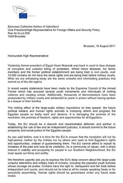 Demande De Partenariat Lettre L Egypte N Abandonne Pas Ses Bonnes 232 Res Proc 232 S Militaires Contre Civils Bruxelles2