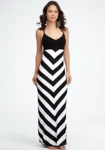 black and white dresses black and white chevron dress dressed up