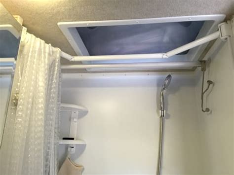 Truck Camper Shower Upgrades and Improvements