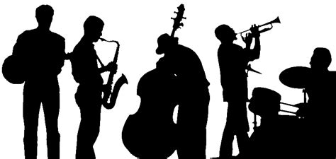 swing music style jazz art black and white google search side man