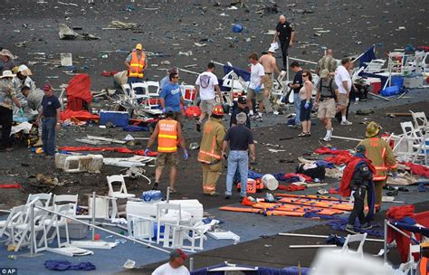 Section 3 Reno Air Races by Reno Nevada Air Race Crash 3 Killed And 50 Injured By