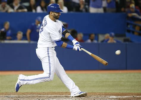 jose bautista swing blue jays prove they don t need the home run to win