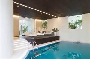 Modern House Plan piscine d int 233 rieur le luxe ultime en 10 photos