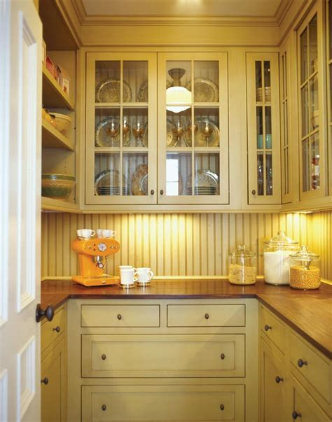 Beadboard Pantry by Tips On Designing A Pantry House House