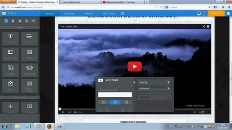 cara membuat website quick count stiforp action team cara membuat web melalui weebly youtube