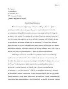 Writing With A Thesis How To Write A Creative Reflective Essay Thesis Essay