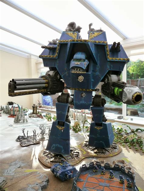warhammer 40k sales 40k scale imperial warlord titan wow more 40k
