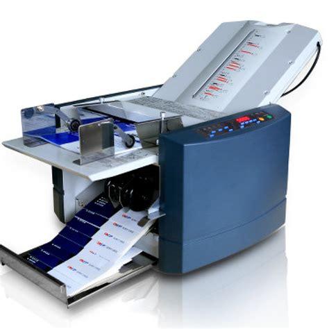 macchine d ufficio macchina piegatrice carta per uffici aziende e amministrazioni