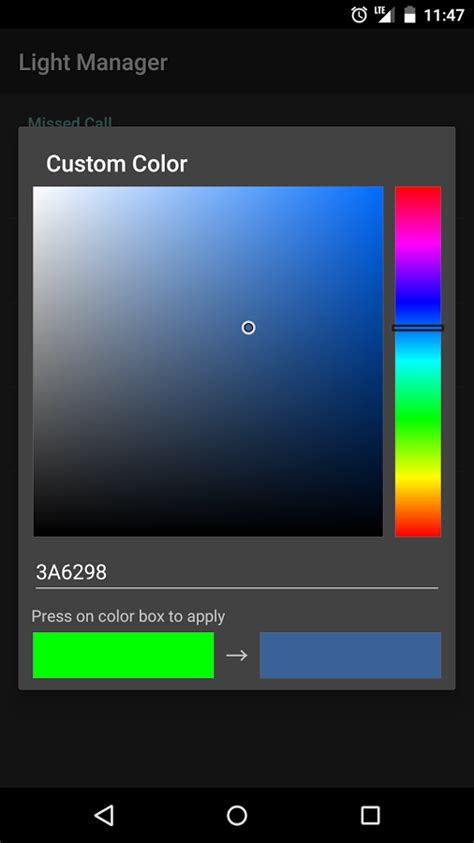 Light Manager by Light Manager Led Settings 187 Apk Thing Android Apps