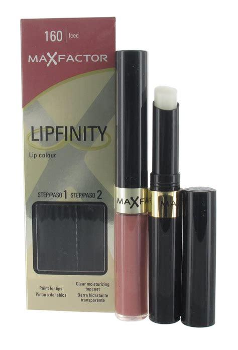 Lipstick Max Factor X max factor lipfinity lip colour lipstick all colours ebay