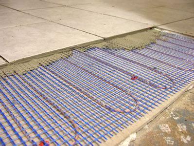 radiant floor heating bathroom bathroom remodel radiant floor heating madison wi sims exteriors and