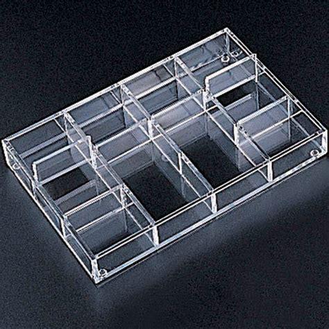 12 drawer storage organizer acrylic drawer organizer 12 section in jewelry trays